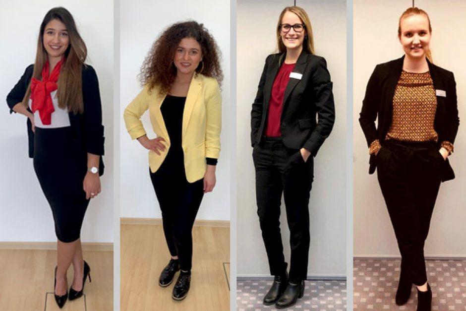 Dresscode Frau: Rund um das passende Bankoutfit