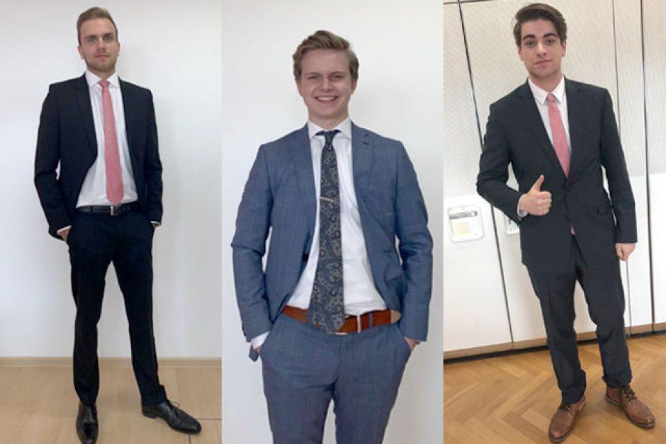 Dresscode Mann: Rund um das passende Bankoutfit