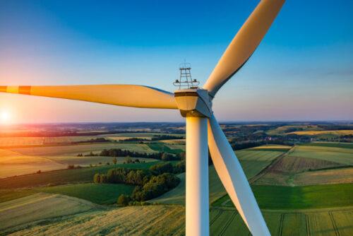 Energie aus Sonne, Wind und Wasserkraft