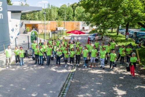 Für einen verantwortungsvollen Umgang mit Ressourcen: Stadtsparkasse Augsburg